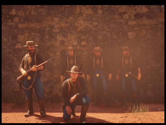 Red Dead Redemption: Looking for Group - The 1st Cavalry Regiment is recruiting and we want you! We are over 30 strong and want more join us  image 3