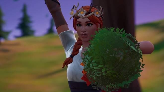 Fortnite: Battle Royale - The Mistress of Foliage... 🍁🍂💕✨(Autumn Queen Showcase)  image 12