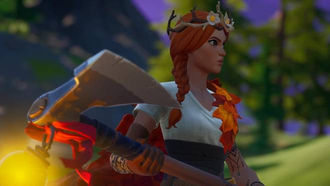 Fortnite: Battle Royale - The Mistress of Foliage... 🍁🍂💕✨(Autumn Queen Showcase)  image 17