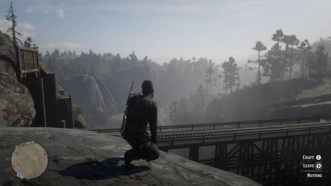 Red Dead Redemption: General - See the Stalker?  image 1