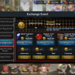 Ceres M Exchange Event