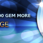 Level up package + 1000 Gems
