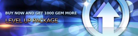 4Story - Age of Heroes: event - Level up package + 1000 Gems image 2