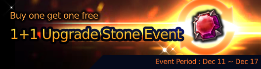 4Story - Age of Heroes: event - 1+1 Upgrade Stone Event image 1