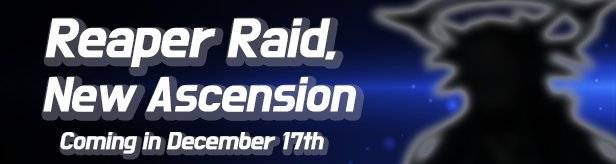 60 Seconds Hero: Idle RPG: Notices - Reaper Raid & New Ascension coming in December 17th image 7