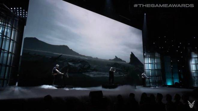 Death Stranding: General - Live performance of Death Stranding by CHVRCHES image 3