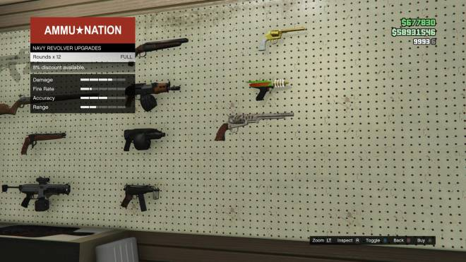 GTA: Promotions - New gun image 1