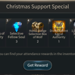 [Event Notice] Christmas Season Specials