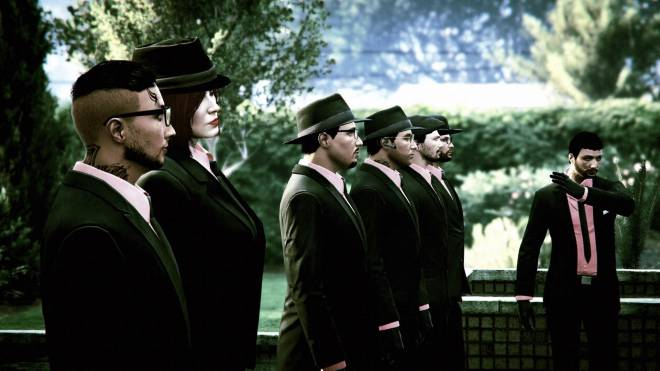 GTA: Looking for Group - The Scarlet Familia Striving family looking for loyal active members image 45