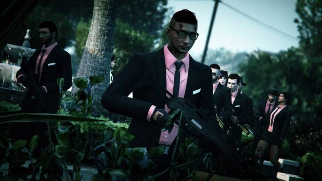 GTA: Looking for Group - The Scarlet Familia Striving family looking for loyal active members image 47
