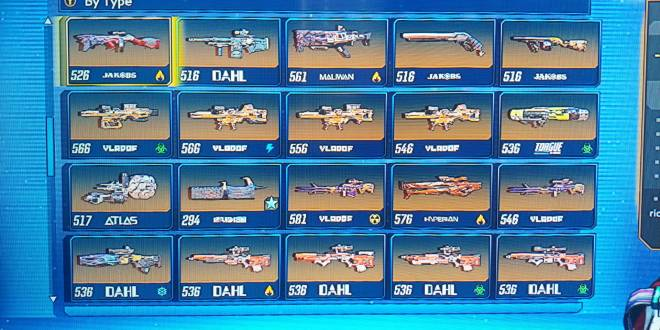Borderlands: Awesome Items - Free guns for Christmas (xbox) image 2