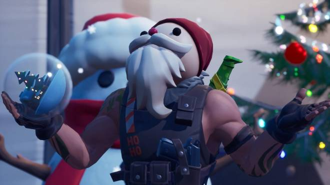 Fortnite: Battle Royale - Merry Christmas Fortnite Showcase 🎄💕✨ image 5