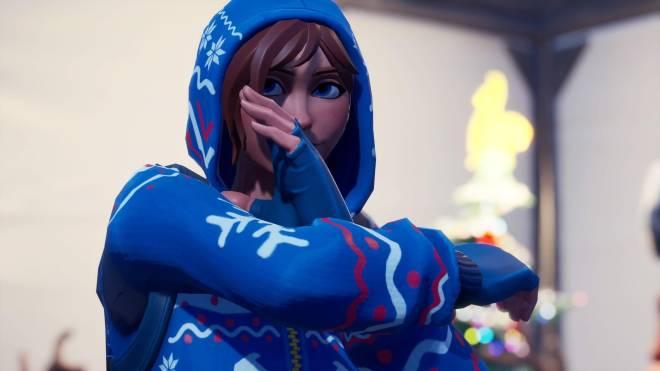 Fortnite: Battle Royale - Merry Christmas Fortnite Showcase 🎄💕✨ image 4