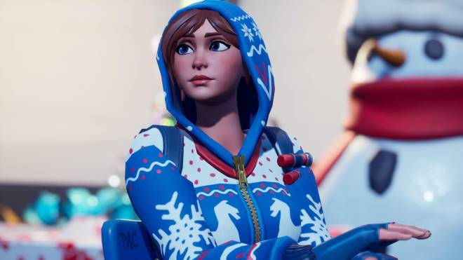 Fortnite: Battle Royale - Merry Christmas Fortnite Showcase 🎄💕✨ image 7