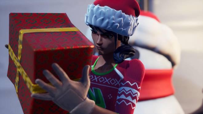 Fortnite: Battle Royale - Merry Christmas Fortnite Showcase 🎄💕✨ image 10