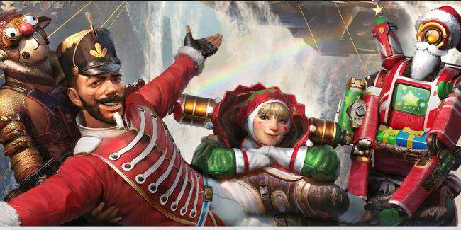 Apex Legends: General - Merry Chistmas Friends!!! image 2