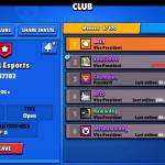 Join are club barley started but where always active