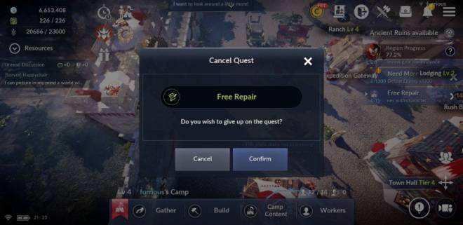 Black Desert Mobile: General - [Tip] How to Manage & Spend Contribution Points image 4