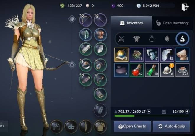 Black Desert Mobile: General - [Tip] Tasks before you go to bed image 12