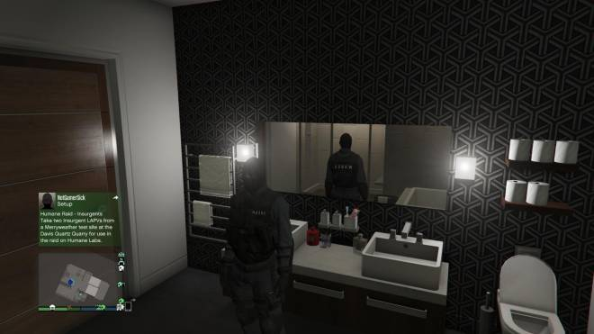 GTA: General - Got a new job, hope it goes well and i get to shoot shit 😌 image 3