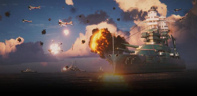Warship Fleet Command: Notice - COMING SOON! image 1