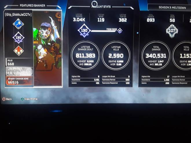 Apex Legends: Looking for Group - Anybody tryna play add me ps4  image 3