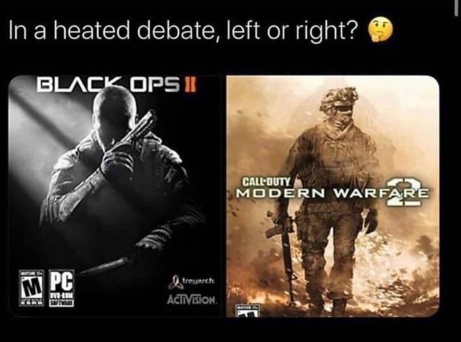 Call of Duty: Memes - Pick?🤔 image 1