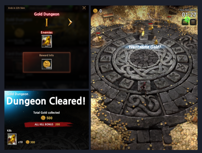 First Summoner: Notice - [Notice] New Contents : Daily Dungeon and Event Dungeons!  image 6