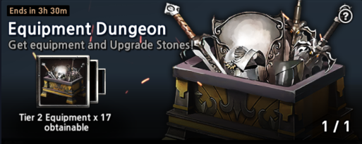 First Summoner: Notice - [Notice] New Contents : Daily Dungeon and Event Dungeons!  image 11