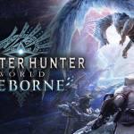 Issue of Monster Hunter World: Iceborne on PC