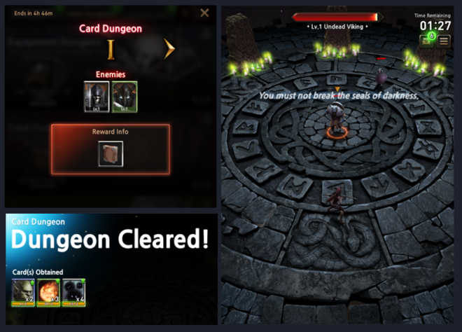 First Summoner: Notice - [Notice] New Contents : Daily Dungeon and Event Dungeons!  image 9