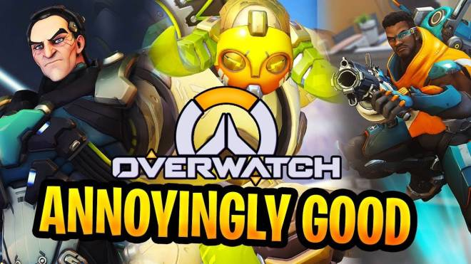 Overwatch: General - please stop playing these :( image 1