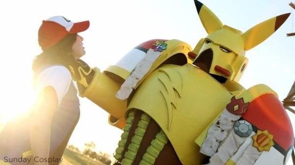 Pokemon: Pokémemes - Pika in Transformers image 2