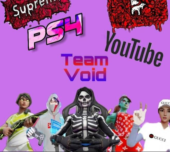 Fortnite: Looking for Group - I'm looking for people that wants to join Team Void  image 3