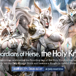 [Notice] Holy Guild of Herse Skins