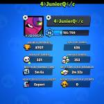 I need 1 person for brawl ball add me up I'm doing road to green iron man challenge