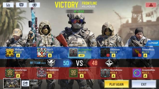 Call of Duty: General - 32 kills  image 2