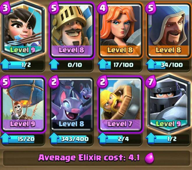 Clash Royale: Deck Builder - My Deck Is Better Than Bacon image 1