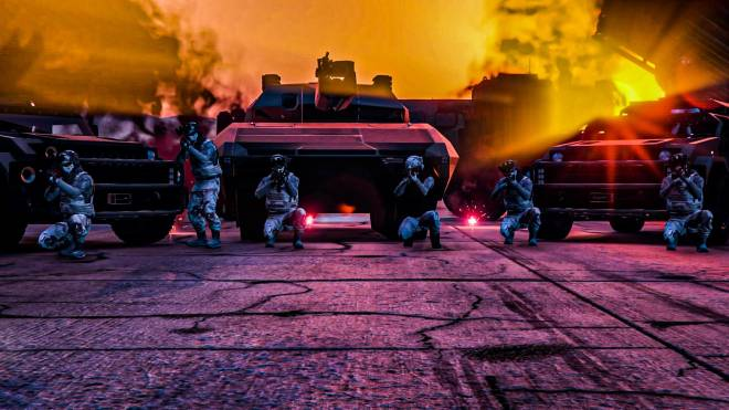GTA: Looking for Group - Are you looking for a milsimRoleplay / PvP crew on GTA. You're in luck because we are recruiting  image 3