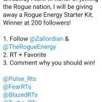Rogue Energy Giveaway!