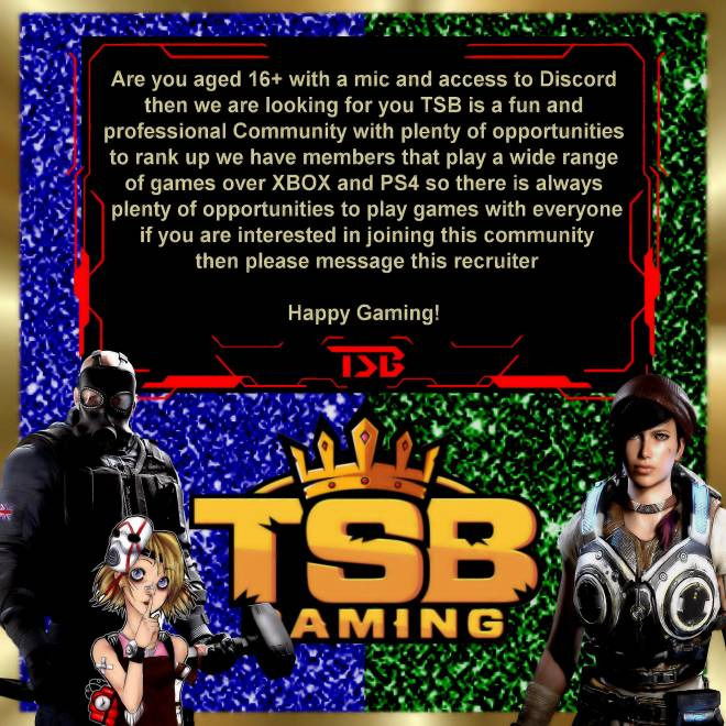 Destiny: Promotions - Recruitment  image 1