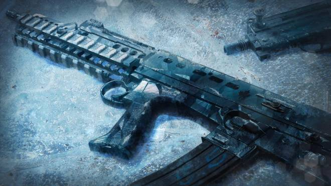 Rainbow Six: Art - Best picture of black ice that I could find image 3