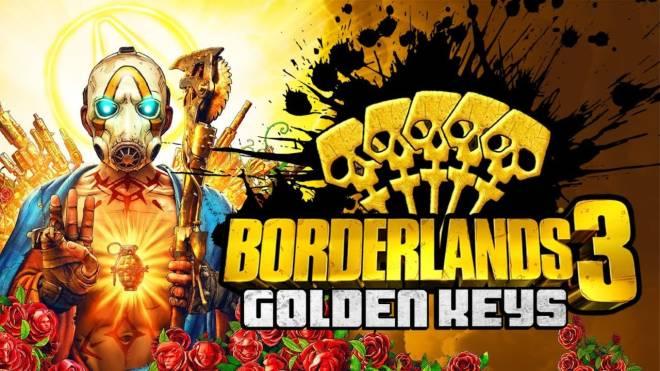 Borderlands: General - Shift Code! And 3 Golden Keys  image 1