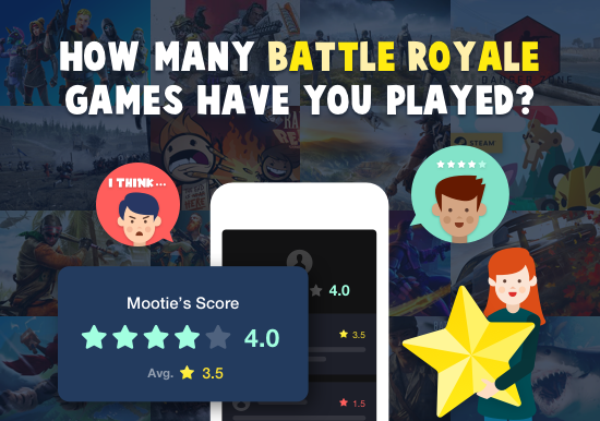 Moot: Notice - Battle Royale Game Rating Event! image 91