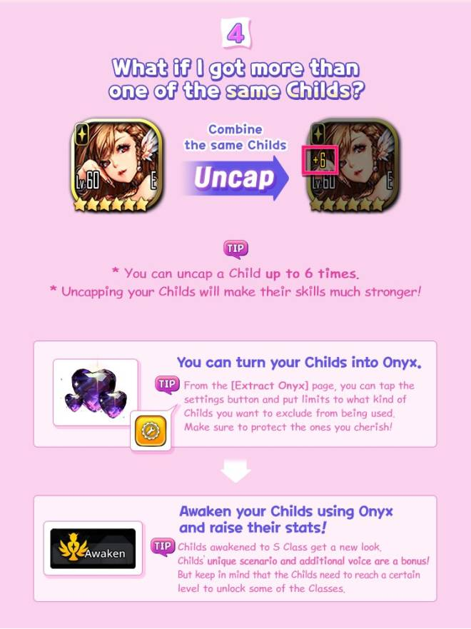 DESTINY CHILD: GUIDE - Beginner's Guide to Archfiend Contest image 5