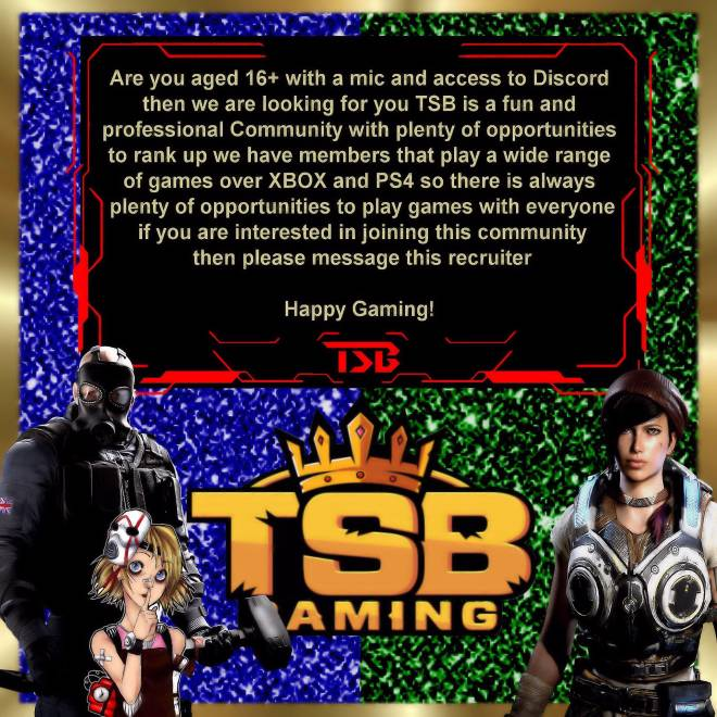 Overwatch: Promotions - TSB Recruiting image 2
