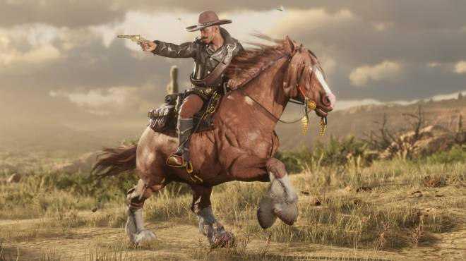 Red Dead Redemption: General - GET THE BOUNTY HUNTER'S KIT IN RED DEAD ONLINE image 4