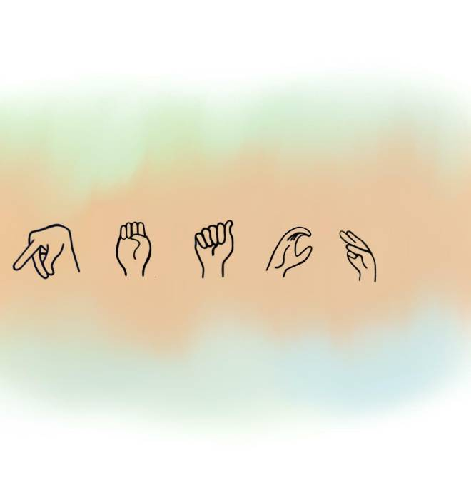 Entertainment: Art - Drawing hands day 5!!! image 1