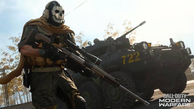 Call of Duty: General - Call Of Duty Modern Warfare - Season 2 In Game Cinematic Trailer  image 1