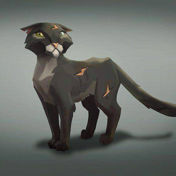 Sea of Thieves: General - Cats in sot image 2